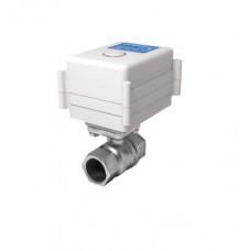 Кран шаровой с электроприводом Neptun AquaСontrol 220В 1/2 (МК)