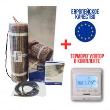 Теплый пол DEVIcomfort нагревательный мат под плитку 150T (DTIR-150) 1 м2 150 Вт