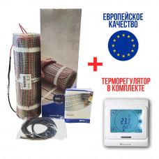 Теплый пол DEVIcomfort нагревательный мат под плитку 150T (DTIR-150) 1.5 м2 225 Вт