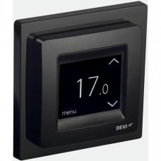 Терморегулятор сенсорный DEVIreg Touch Black