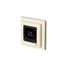 Терморегулятор сенсорный DEVIreg Touch Ivory