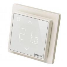 Терморегулятор сенсорный DEVIreg Smart Pure Ivory