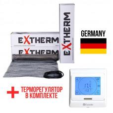 Теплый пол EXTHERM нагревательные маты под плитку ЕТ ЕСО 450 Вт 2.5 м2