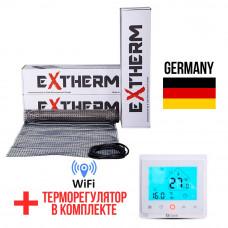 Теплый пол EXTHERM нагревательные маты под плитку ЕТ ЕСО 540 Вт 3 м2