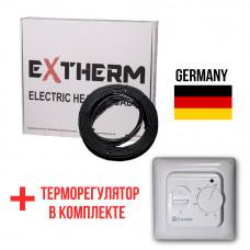 Теплый пол Extherm Нагревательный кабель ETC ECO 20 400 Вт. (20 м)