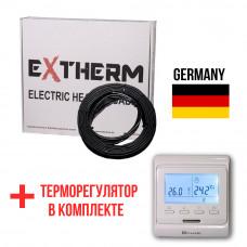 Теплый пол Extherm Нагревательный кабель ETC ECO 20 600 Вт. (30 м)