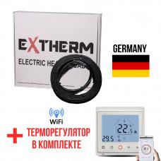 Теплый пол Extherm Нагревательный кабель ETC ECO 20 1600 Вт. (80 м)