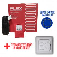 Теплый пол Flex кабель под плитку EHC-17.5 175 Вт. (1,0 м2)