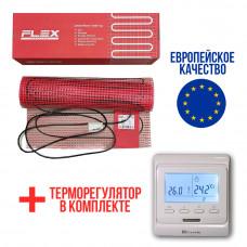 Теплый пол Flex тонкий нагревательный мат EHM-175/4.5 787.5 Вт (0,5*9,0 м)