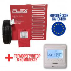 Теплый пол Flex кабель под плитку EHC-17.5 1225 Вт. (7,0 м2)