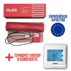 Теплый пол Flex тонкий нагревательный мат EHM-175/5 875.0 Вт (0,5*10 м)