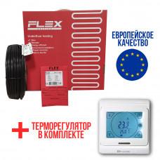 Теплый пол Flex кабель под плитку EHC-17.5 1750 Вт. (10 м2)