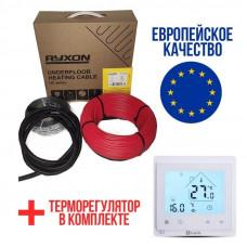 Теплый пол RYXON кабель под плитку  HC-20 2000W 10 м2