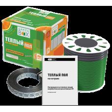 Двужильный нагревательный кабель Teploluxe Green Box 1000W 8.9 м2