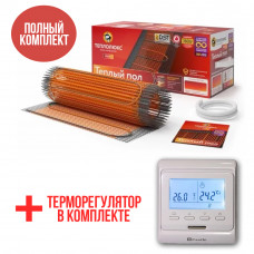 Теплые полы Teploluxe ProfiMat теплые маты 360Вт 2 м2