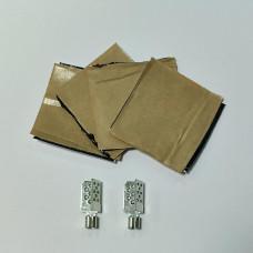 Комплект для подключения инфракрасной нагревательной пленки