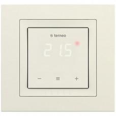 Терморегулятор Terneo s unic Ivory