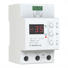Терморегулятор для снеготаяния Terneo sn 32A