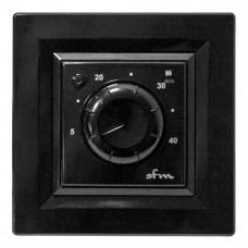 Терморегулятор VEGA 030, черный