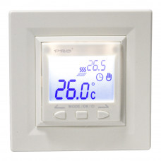 Терморегулятор VEGA 090, белый